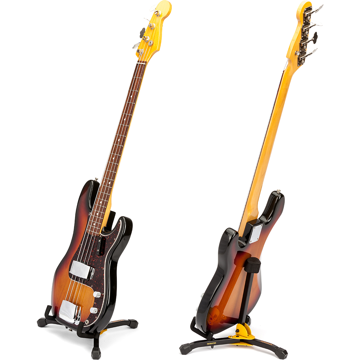 Hercules Mini Electric Bass Guitar Stand