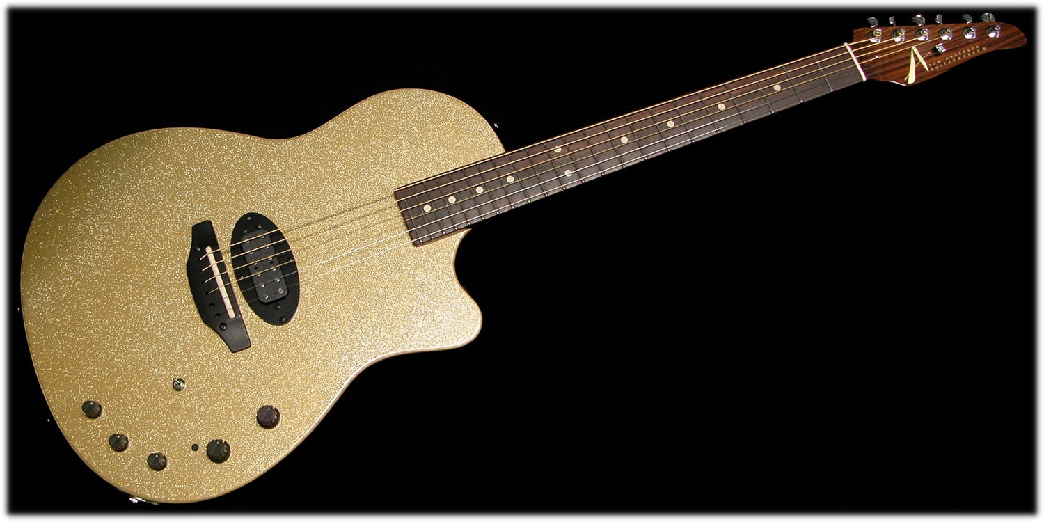 04a62334 Plus adds the ability to supplement gorgeous acoustic sound via its  specially designed bridge electric guitar pickup.