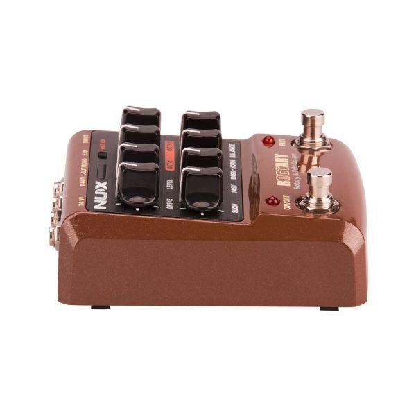 leslie simulator pedal for guitar